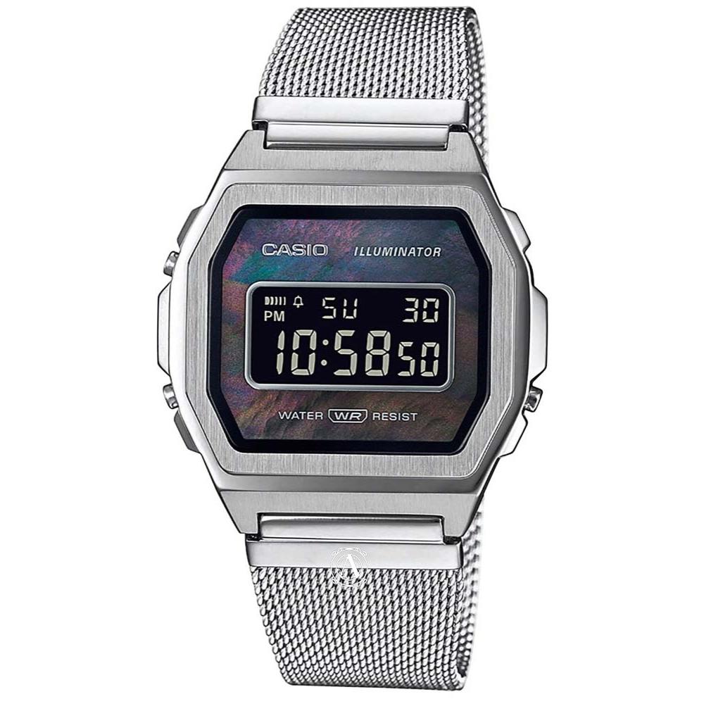 Casio Retro női óra A1000M-1BEF