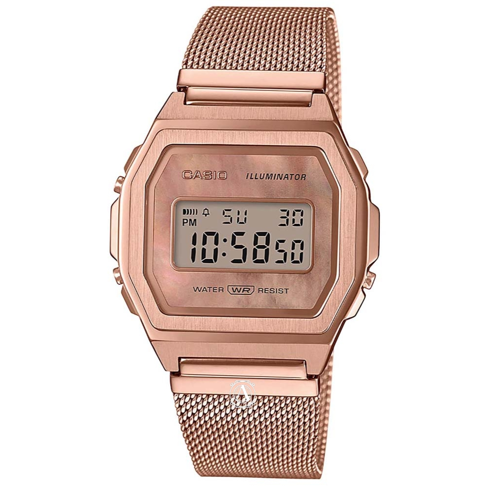 Casio Retro női óra A1000MPG-9EF