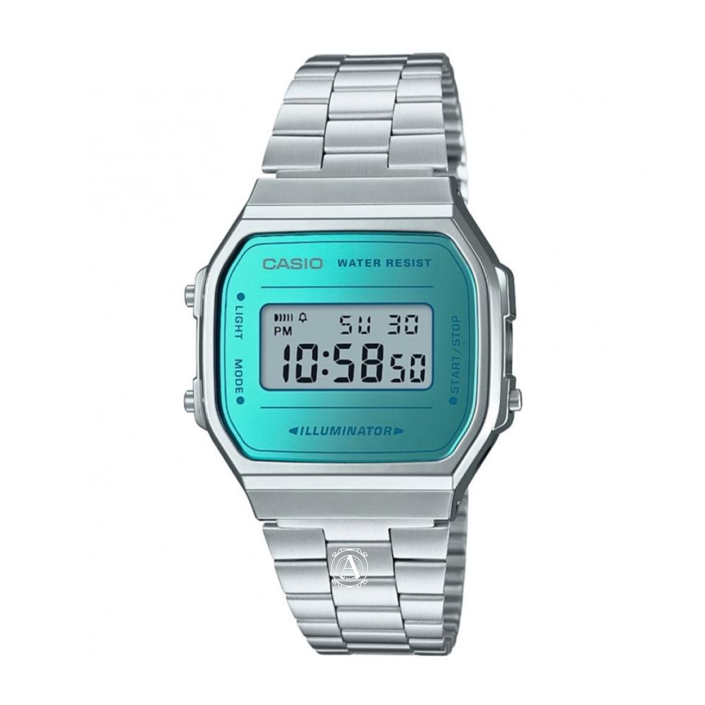 Casio Retro női óra A168WEM-2EF