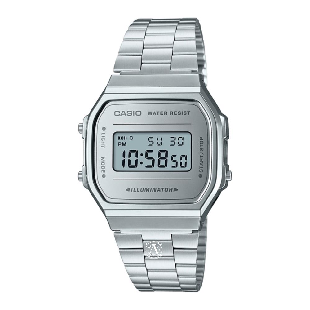 Casio Retro női óra A168WEM-7EF