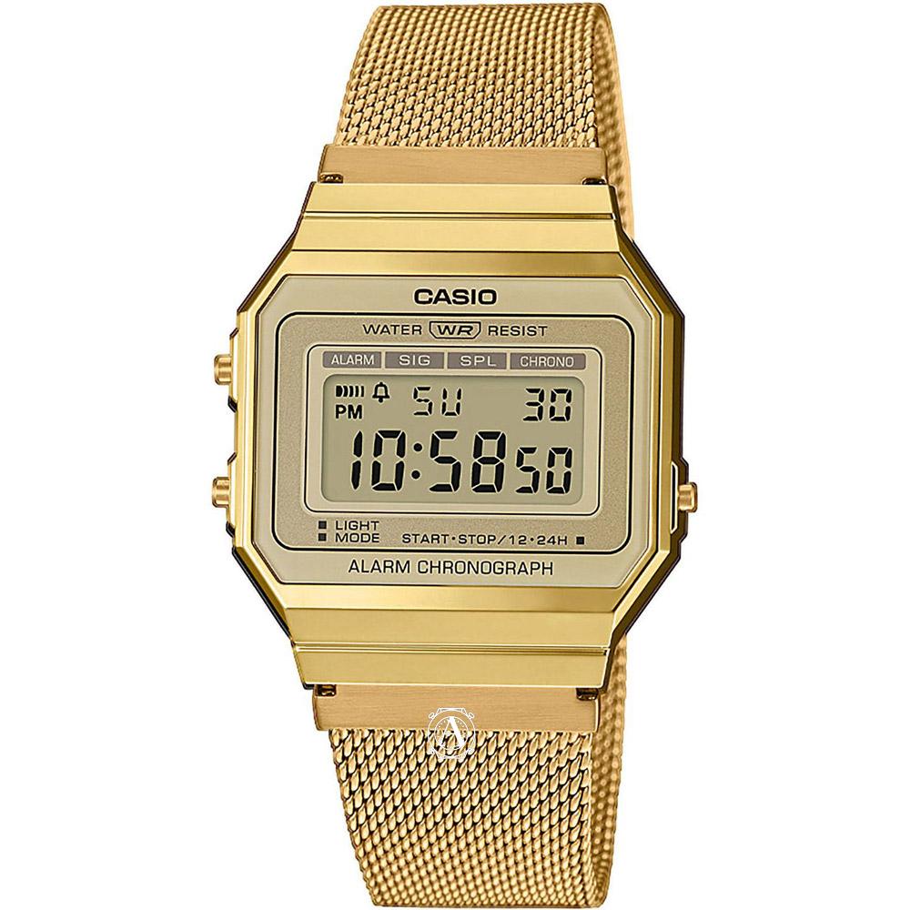 Casio Retro férfi óra A700WEMG-9AEF