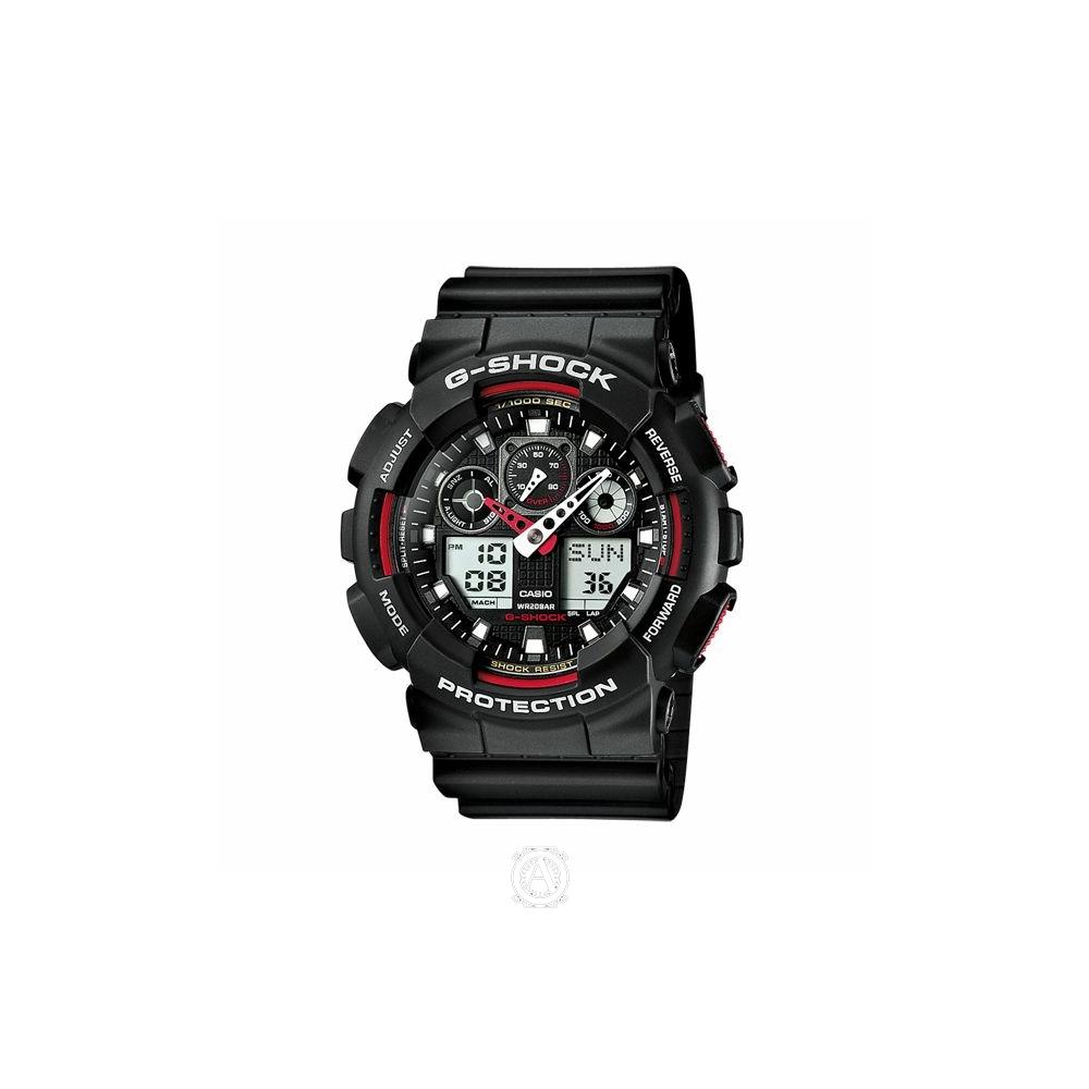Casio G-Shock férfi óra GA-100-1A4ER