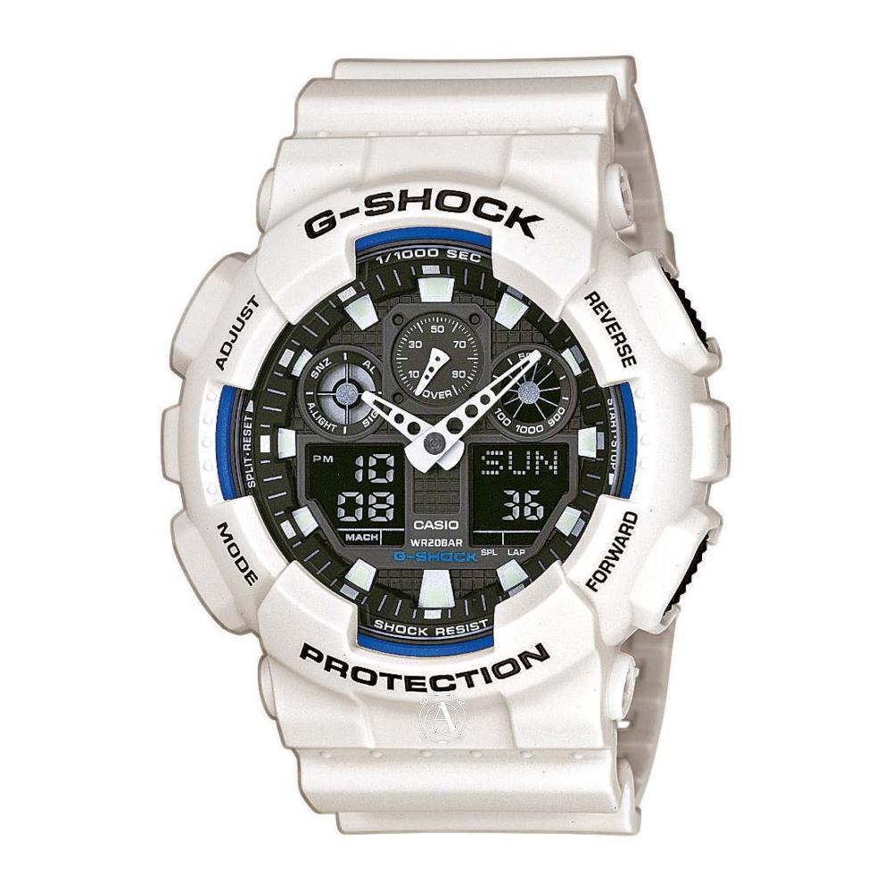 Casio G-Shock férfi óra GA-100B-7AER