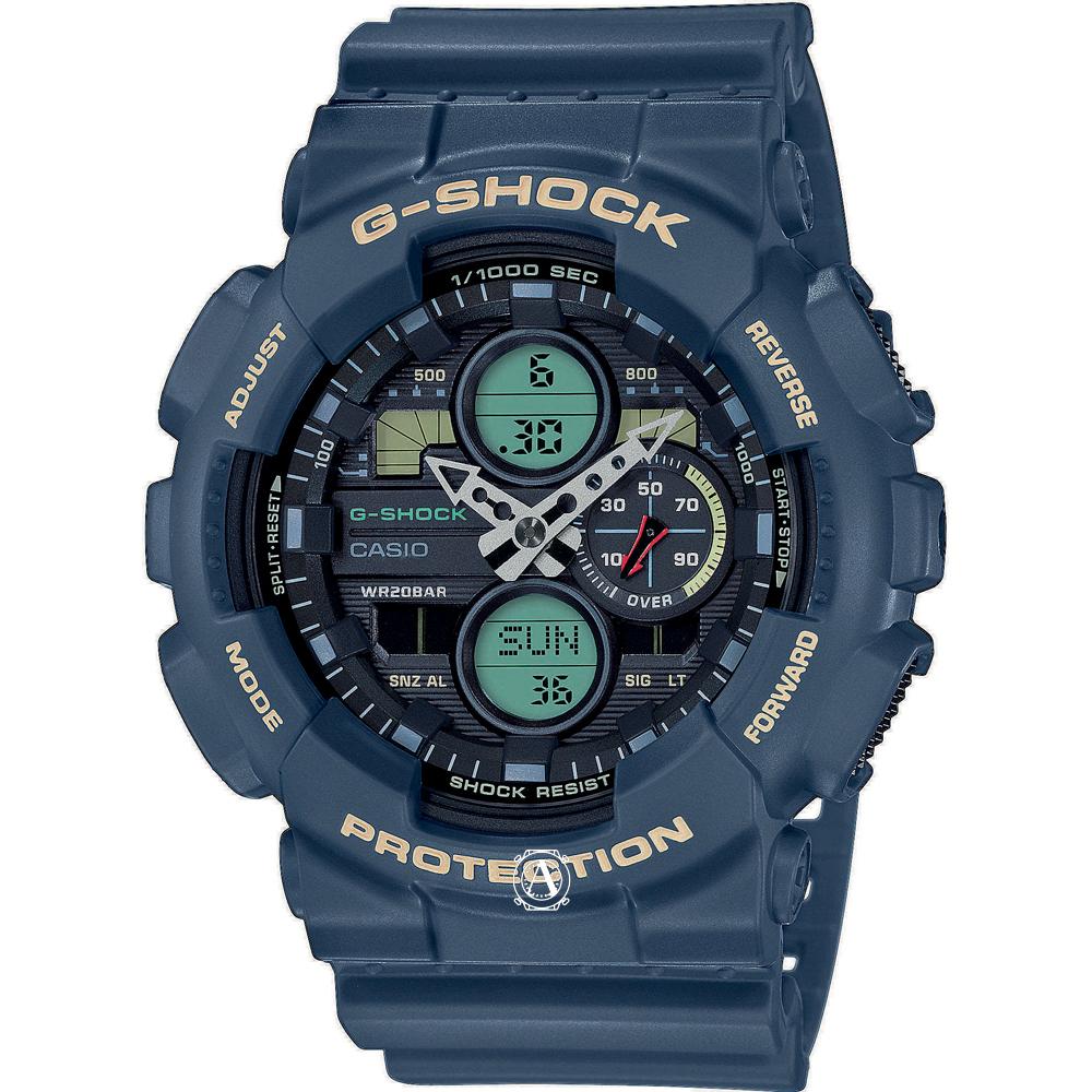 Casio G-Shock férfi óra GA-140-2AER