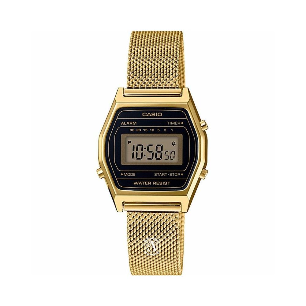 Casio Retro női óra LA-690WEMY-1EF