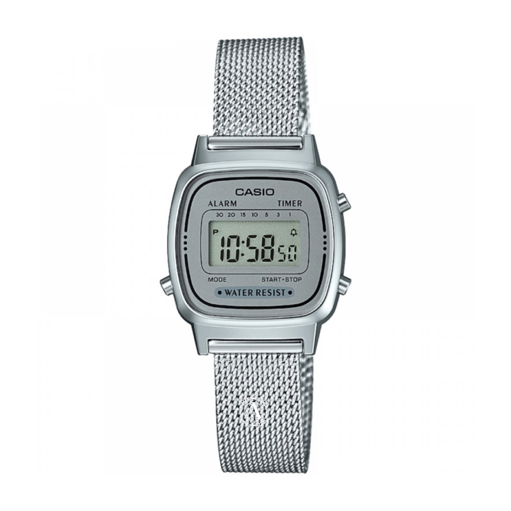 Casio Retro női óra LA670WEM-7EF