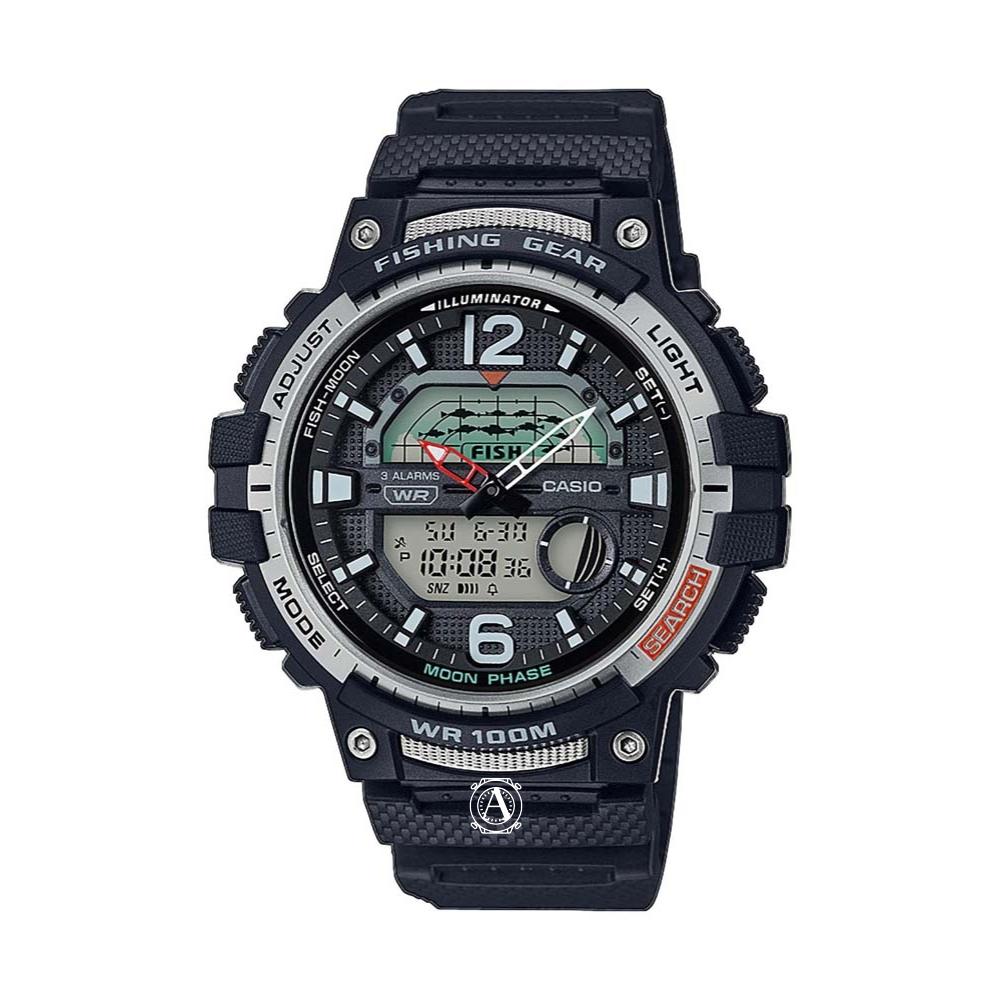 Casio Fishing Gear férfi óra WSC-1250H-1AVEF