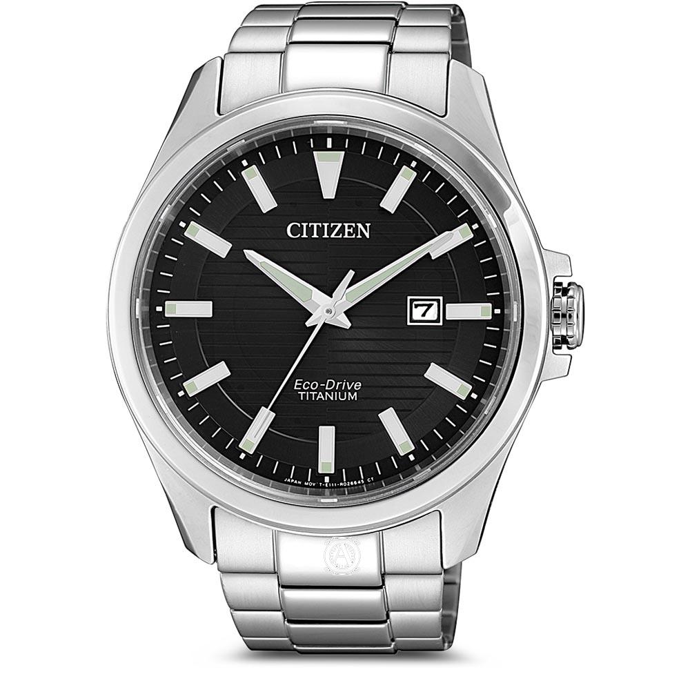 Citizen Titanium férfi óra BM7470-84E