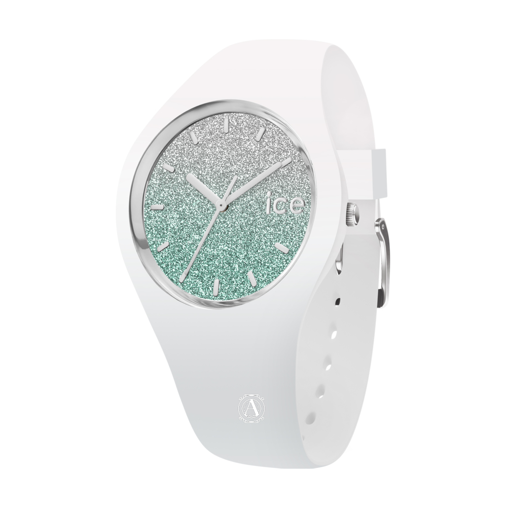 Ice Watch 013426 Ice Lo White Turquoise Small óra