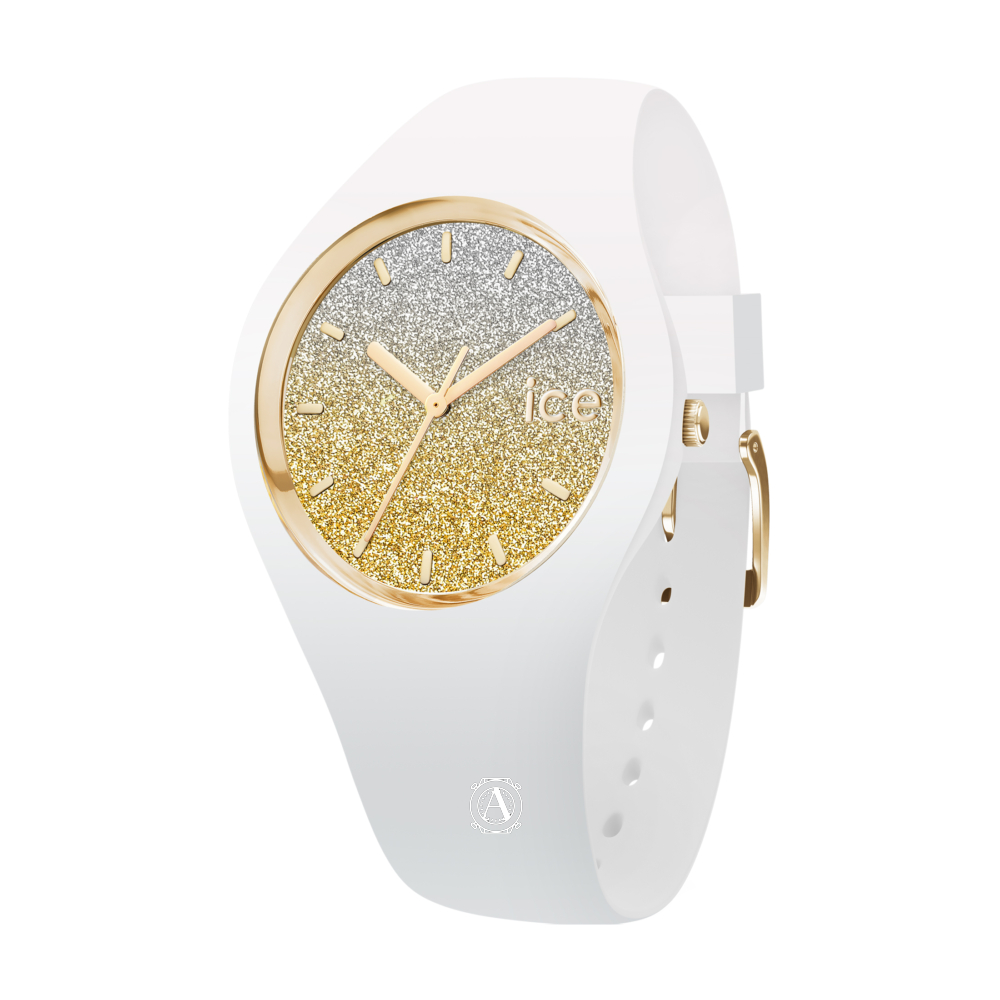Ice Watch 013428 Ice Lo White Gold Small óra