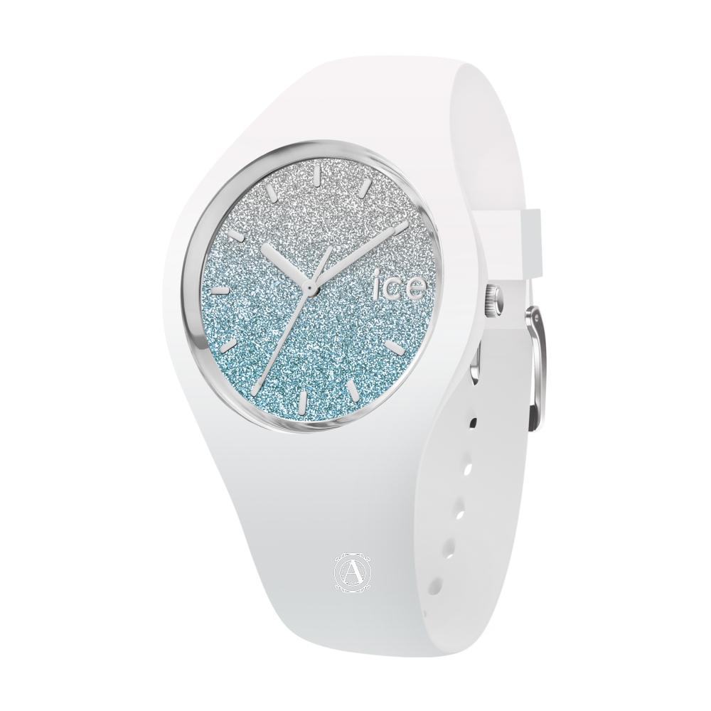 Ice Watch 013429 Ice Lo White Blue Medium óra