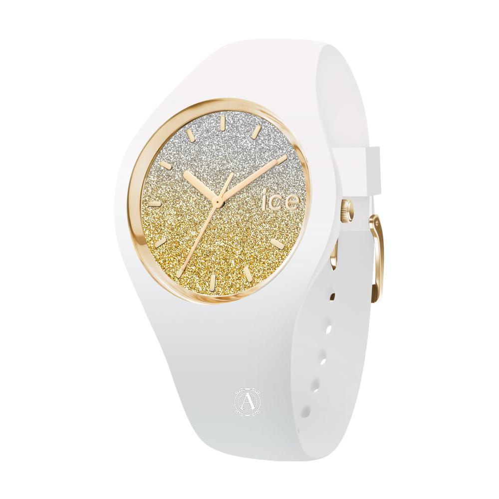 Ice Watch 013432 Ice Lo White Gold Medium óra