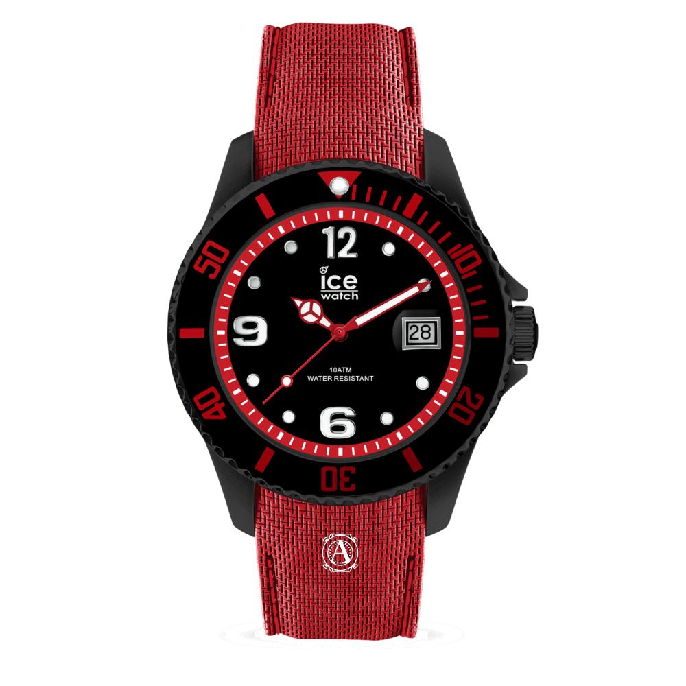Ice Watch 015782 Ice Steel Black Red Large óra