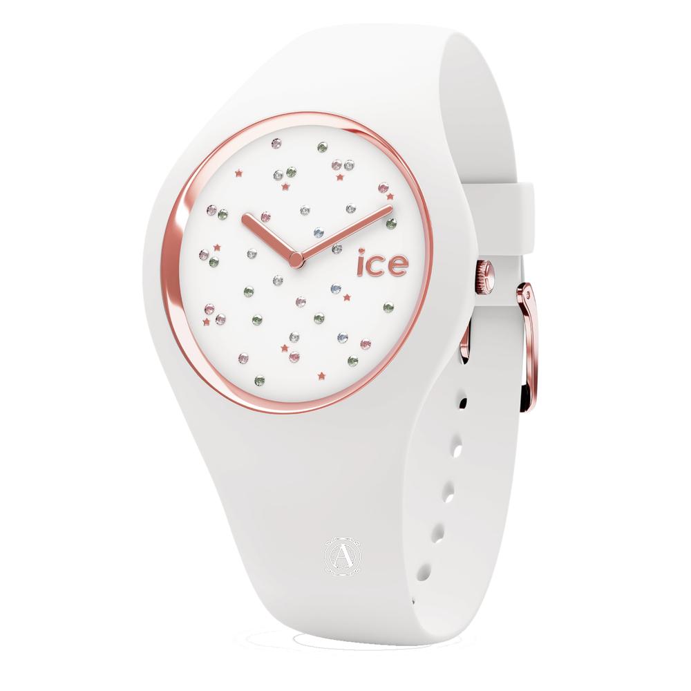 Ice Watch 016297 Ice Cosmos Star White Medium óra