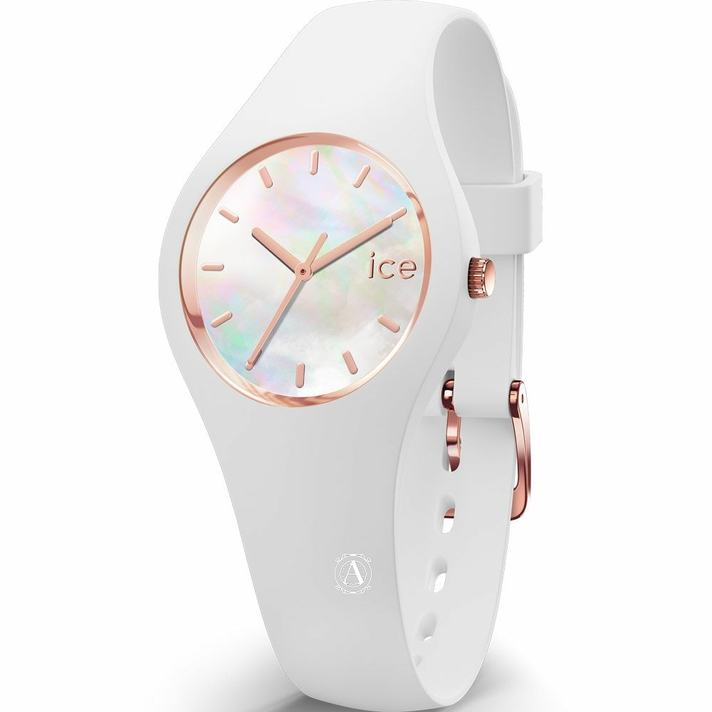 Ice Watch Pearl White Small női óra 016934