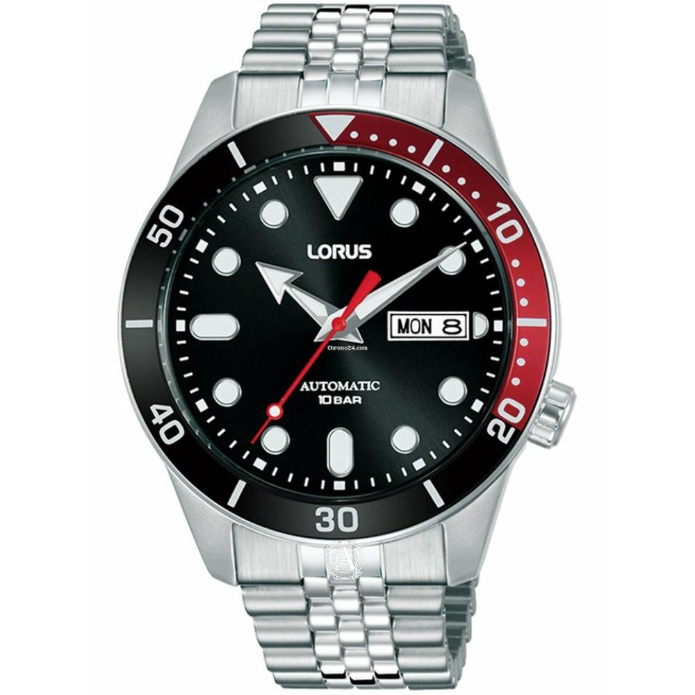 RL447AX9 Lorus férfi óra