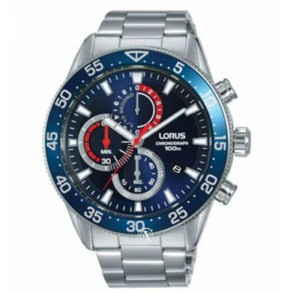 RM337FX9 Lorus férfi óra