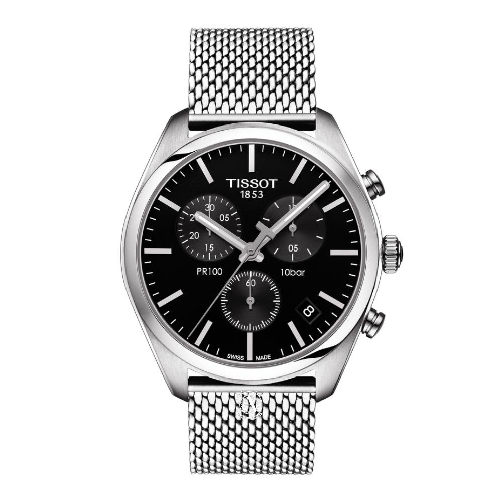 Tissot PR 100 Chronograph férfi óra T101.417.11.051.01