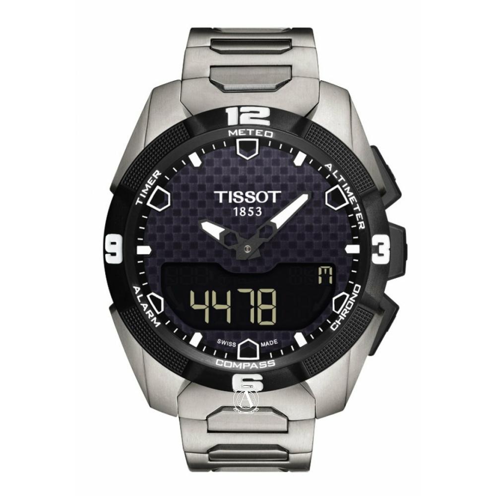Tissot T-Touch Expert Solar Titanium férfi óra T091.420.44.051.00